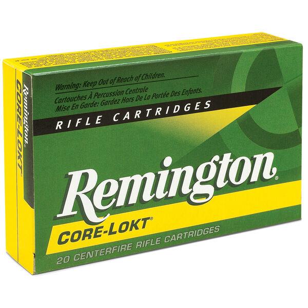 Remington Core-Lokt Rifle Ammunition, .30-06 Spring, 125-gr., PSP