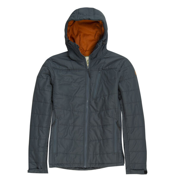 Ultimate Terrain Men's Gideon Bay Insulated Hoodie Jacket