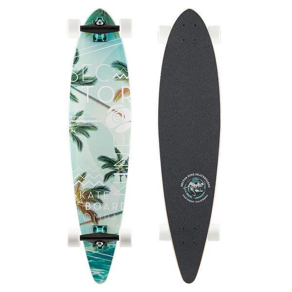 Sector 9 Tropics Ledger Complete Longboard