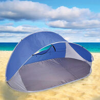 Pop-Up Beach Tent with Carry Bag