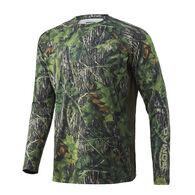 Nomad Men's Mossy Oak Pursuit Long Sleeve Shirt