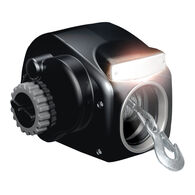 Trac Day Runner Freshwater Electric Trailer Winch With Cover