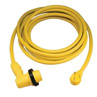 30-Amp 30' Right Angle Locking RV Cord Set