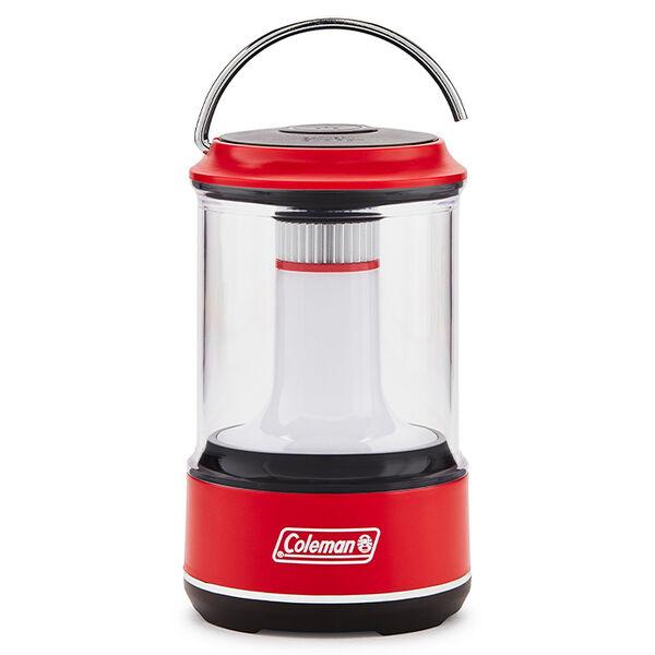 Coleman 200-Lumen LED Mini Lantern with BatteryGuard, Red