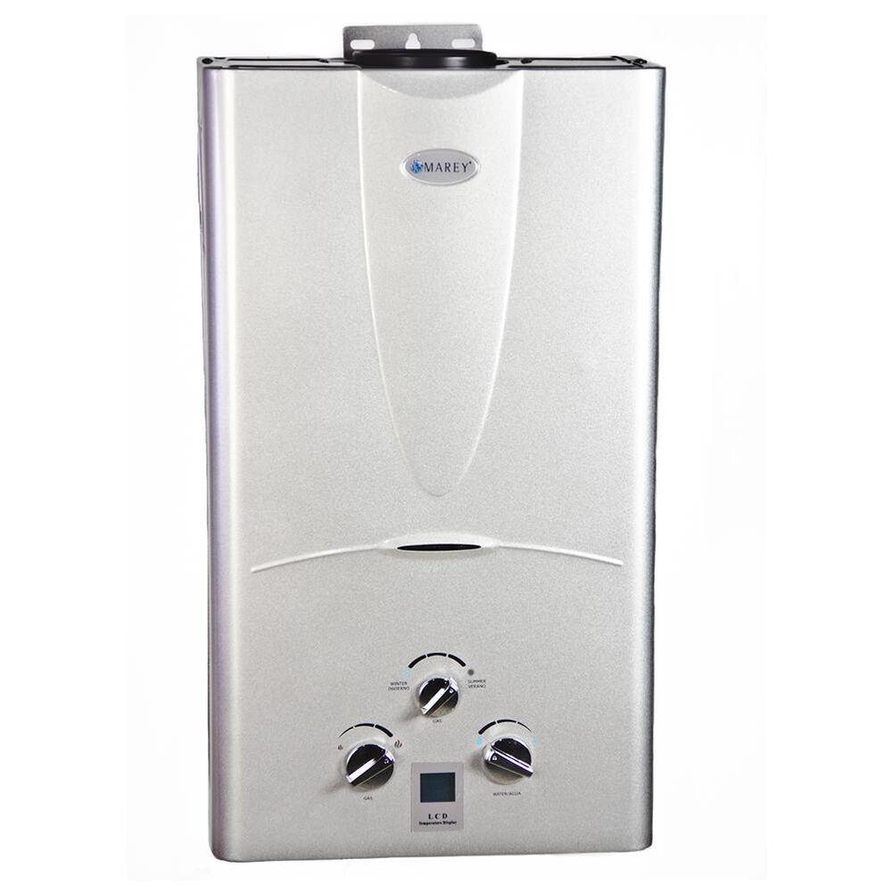 Power Gas Tankless Water Heater With Digital Panel 10l Ng