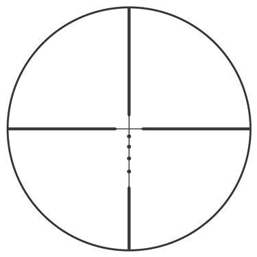 Bushnell 4.5-18x40 AR Optics Riflescope with Drop Zone 6.5 Creedmoor Reticle