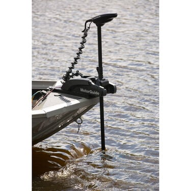 """MotorGuide Xi3 Freshwater Wireless Trolling Motor with Transducer, 55-lb. 54"""""""