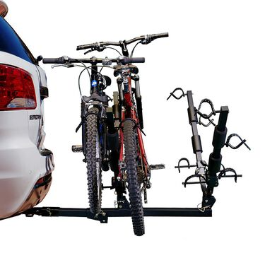 BikeWing T4 2+2 Four Bike Rack