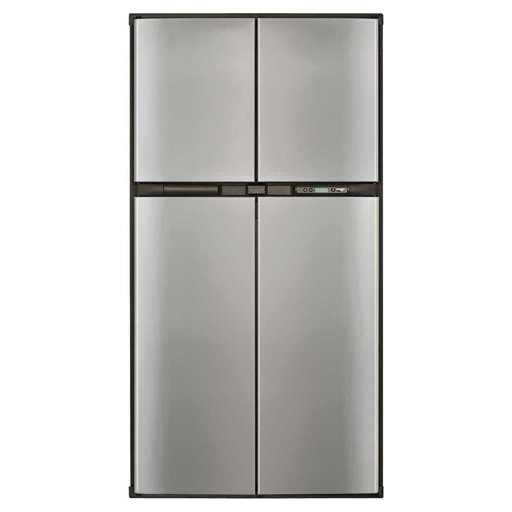 Norcold PolarMax Refrigerator Model 2118IMSS with Stainless Steel Doors and  Ice Maker