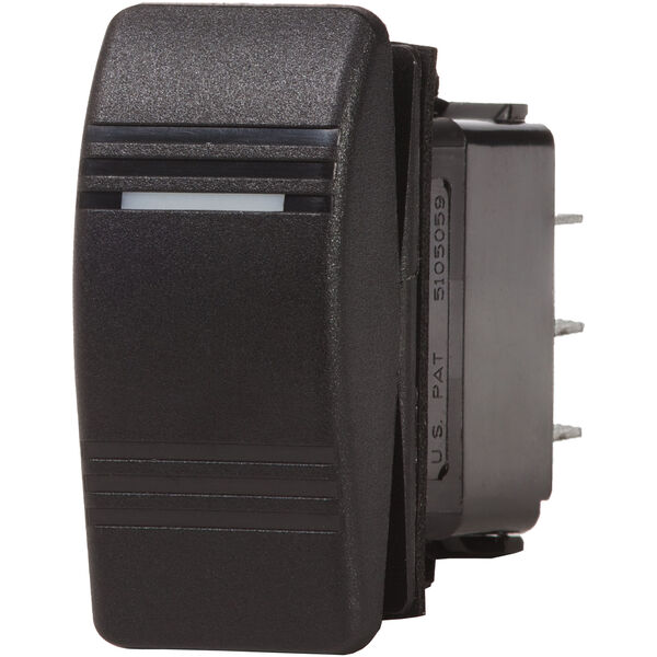 Blue Sea Systems Contura III Switch, SPDT (ON)-OFF-ON
