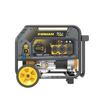FIRMAN 4550/3650: GAS 4100/3300: LPG Watt Recoil Start Hybrid Dual Fuel Generator