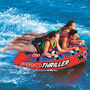 WOW Super Thriller Pro Series 3-Person Towable Tube