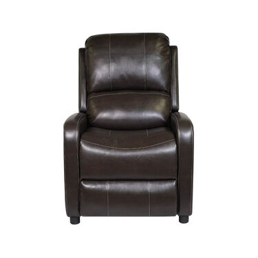 Allure Furniture Push-Back Recliner Hide-A-Bed, Montaigne Seal