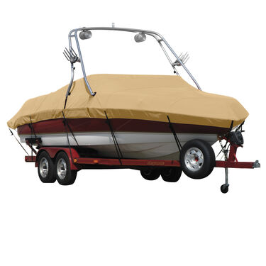 Exact Fit Covermate Sunbrella Boat Cover For SANGER SANGAIR WITH TOWER