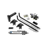 Pro Series Complete Round Bar Weight Distribution Hitch Kit