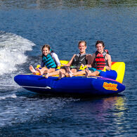 Gladiator Express 3-Person Towable Tube