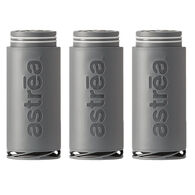 Astrea ONE Water Bottle Replacement Filter Cartridges, 3-pack