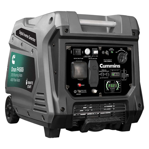 Cummins Onan P4500i Inverter Portable Generator
