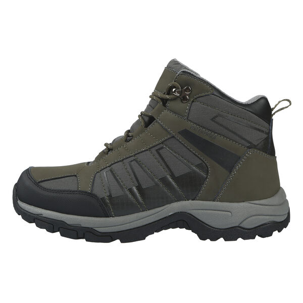 Ultimate Terrain Men's Backbone Waterproof Mid Hiking Boot