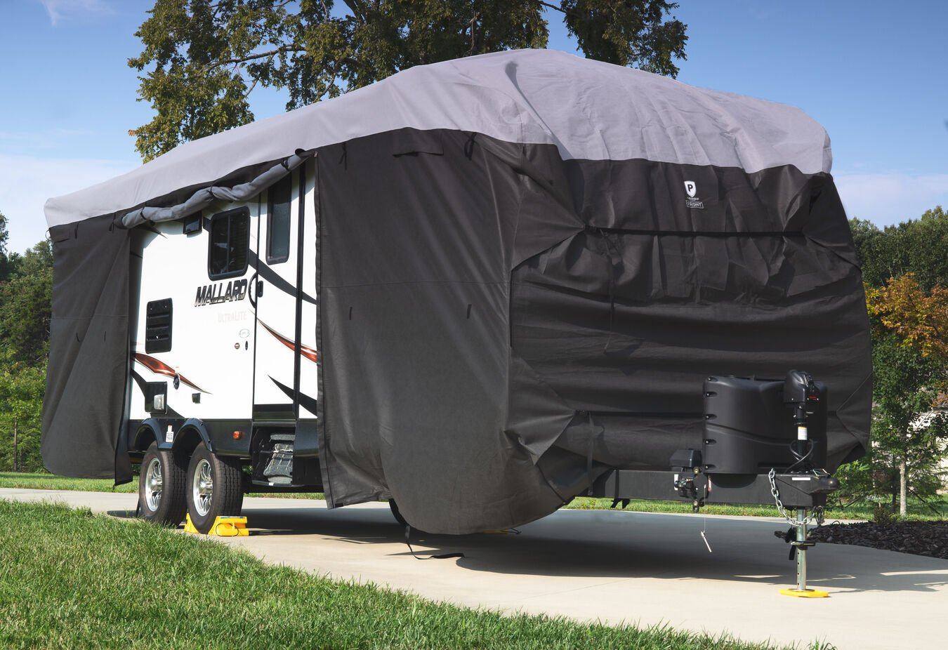 Camco Pro Shield Travel Trailer Rv Cover Camping World
