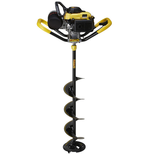 "Jiffy 46X-Treme Ice Auger with 8"" Stealth STX Drill Assembly"