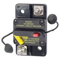 Blue Sea Systems 285 Series Circuit Breaker, Surface Mount, 50 Amp