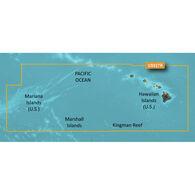 Garmin BlueChart g2 HD Cartography, Hawaiian Islands - Mariana Islands