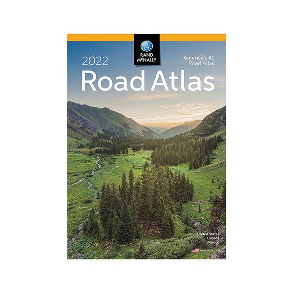 Rand McNally 2022 Road Atlas