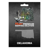 onXmaps HUNT GPS Chip for Garmin Units + 1-Year Premium Membership, Oklahoma
