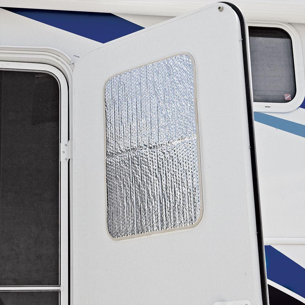 Solar Entry Door Window Cover, 24