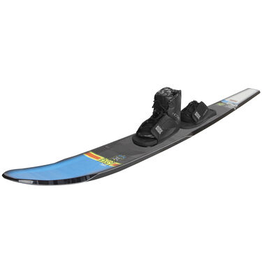HO Freeride Slalom Waterski With Free-Max Binding And Adjustable Rear Toe