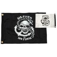 Master Of Mayhem Boat Flag