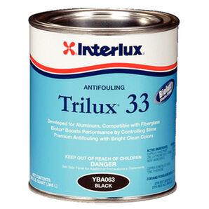 Interlux Trilux 33 Antifouling Paint, Quart