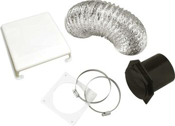 Splendide Dryer Vent Kits - White