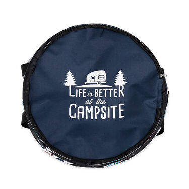Camco Life is Better at the Campsite Pop-Up Container, Graffiti Design