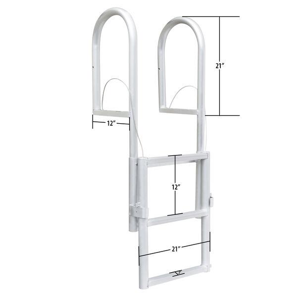 Dockmate Standard 5-Step Dock Lift Ladder