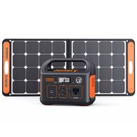 Jackery Explorer 290 Outdoor Portable Power Station and SolarSaga 100-Watt Solar Panel