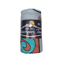Luv Bug UPF 50+ Sunscreen Towel with Hood, Extra Large, Roam Free