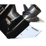 Megaware SkegGuard, Suzuki 150-175-200-225, 2-Str. '86-'02, 4-Str. '03-Present