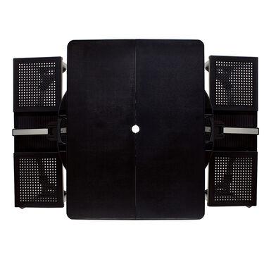 Picnic Table, Black