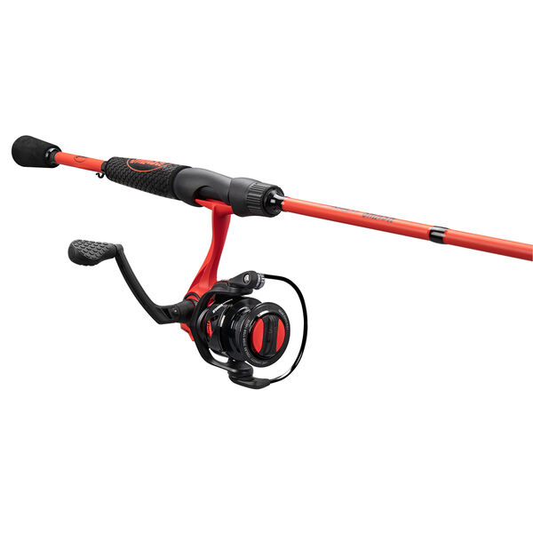 Lew's Mach Smash Spinning Combo