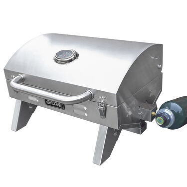 Smoke Hollow Stainless Steel Tabletop Grill
