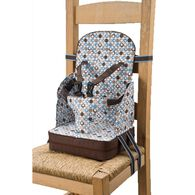 Travel Booster Seat, Blue