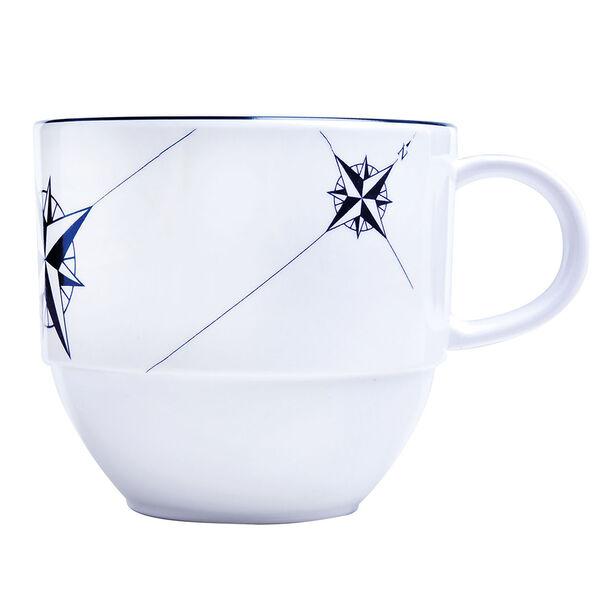 Northwind Tea Cup & Saucer, 12 Piece Set