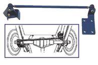 Rear Stabilizer Bar for Ford F-53 14,000 - 18,000 lbs. GVW
