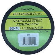 Opti Stainless Steel Fishing Line