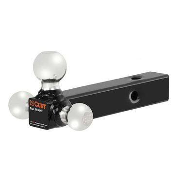 Multi-Ball Mount, up to 3,500 lbs.