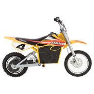 Razor MX650 Dirt Rocket Electric Ride -Yellow