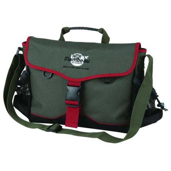 Flambeau Black Creel Bag