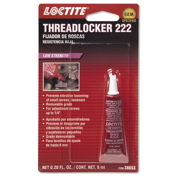 Sierra Threadlocker 222 Sealant, Sierra Part #38653